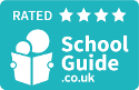 4 star rated on SchoolGuide.co.uk