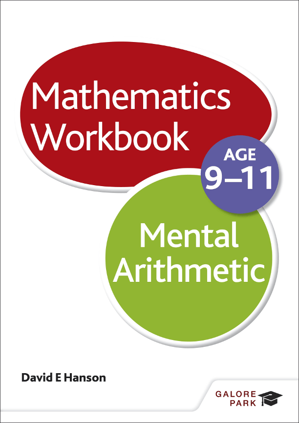 Maths mental arithmetic 9to11