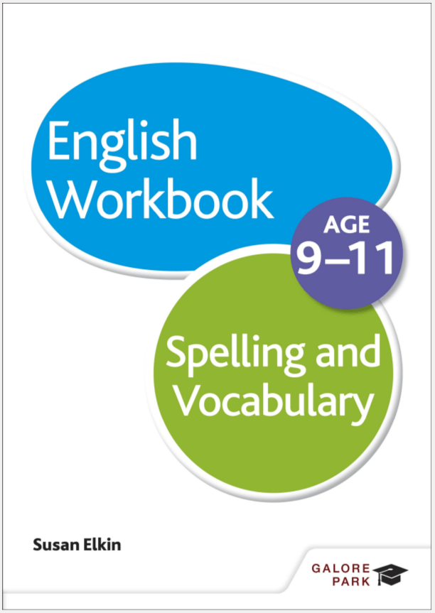 Spelling and vocab 9to11